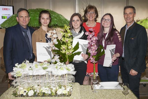 Landeslehringswettbewerb Floristen