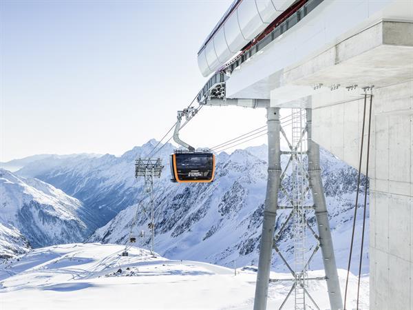 Tiroler Seilbahnwirtschaft blickt auf zufriedene Saison zurück