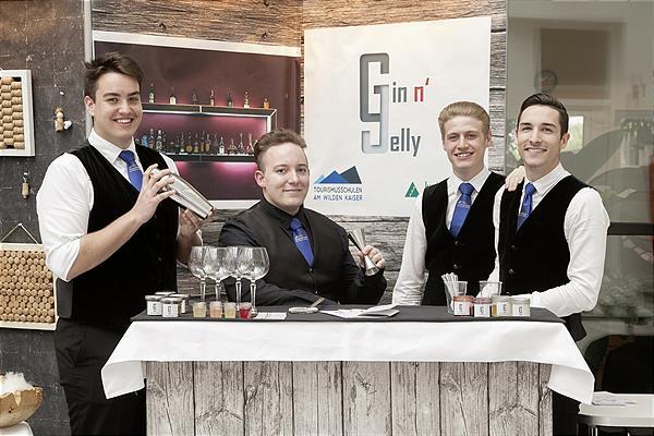 Platz 1: Gin n' Jelly