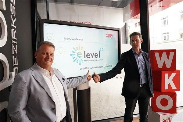 elevel 2.0: Mit Spannung in die Zukunft